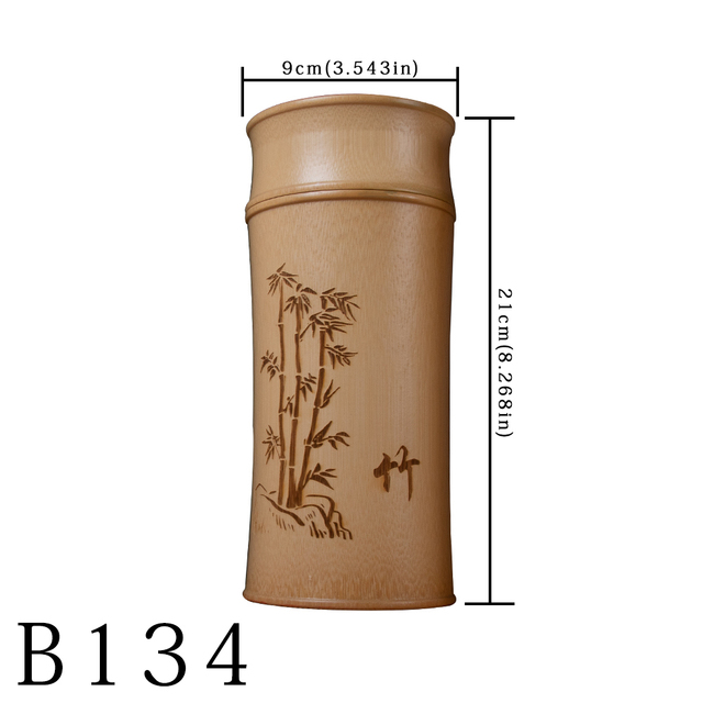 Large Capacity Natural Bamboo Storage Jars For Bulk Products Kitchen Accessories Container Bottle Spices Tea Box Caddy Sealed 5