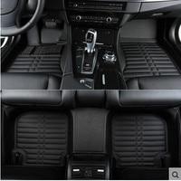 Best качество! Специальные коврики для Audi Q3 2017 2011 легко чистится Нескользящая прочная ковры для Q3 2015, бесплатная доставка