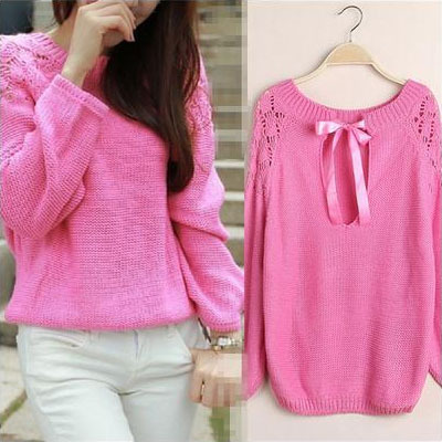 Aliexpress.com : Buy Love Pink Cheap Winter Sweaters Womens ...