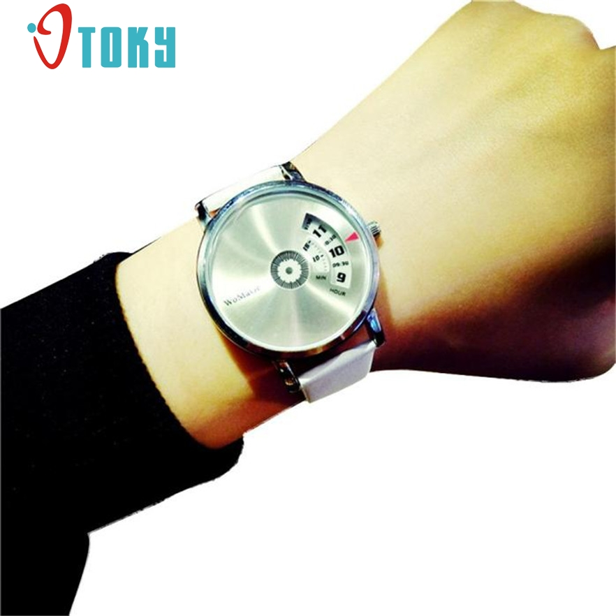 OTOKY Wrist quartz-watch Watches for women Personality Quartz Wristwatches montre femme #20 Gift 1pc купить