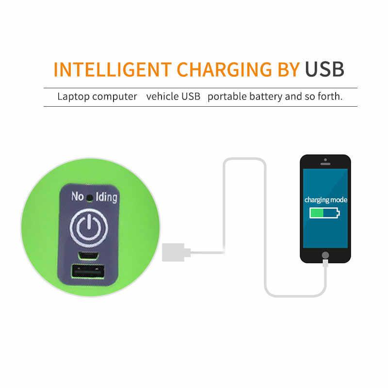 TINTON LIFE USB Mode de charge Portable fonction de trésor de charge petit presse-agrumes mélangeur oeuf fouet Fruits mélangeur