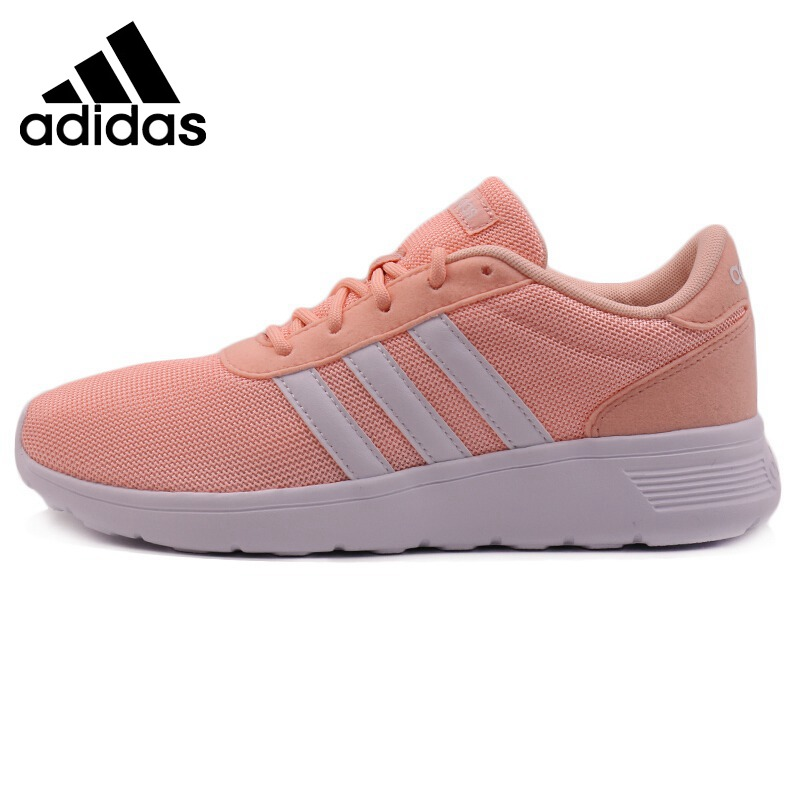 Original New Arrival  Adidas NEO Label LITE RACER Women's Skateboarding Shoes Sneakers
