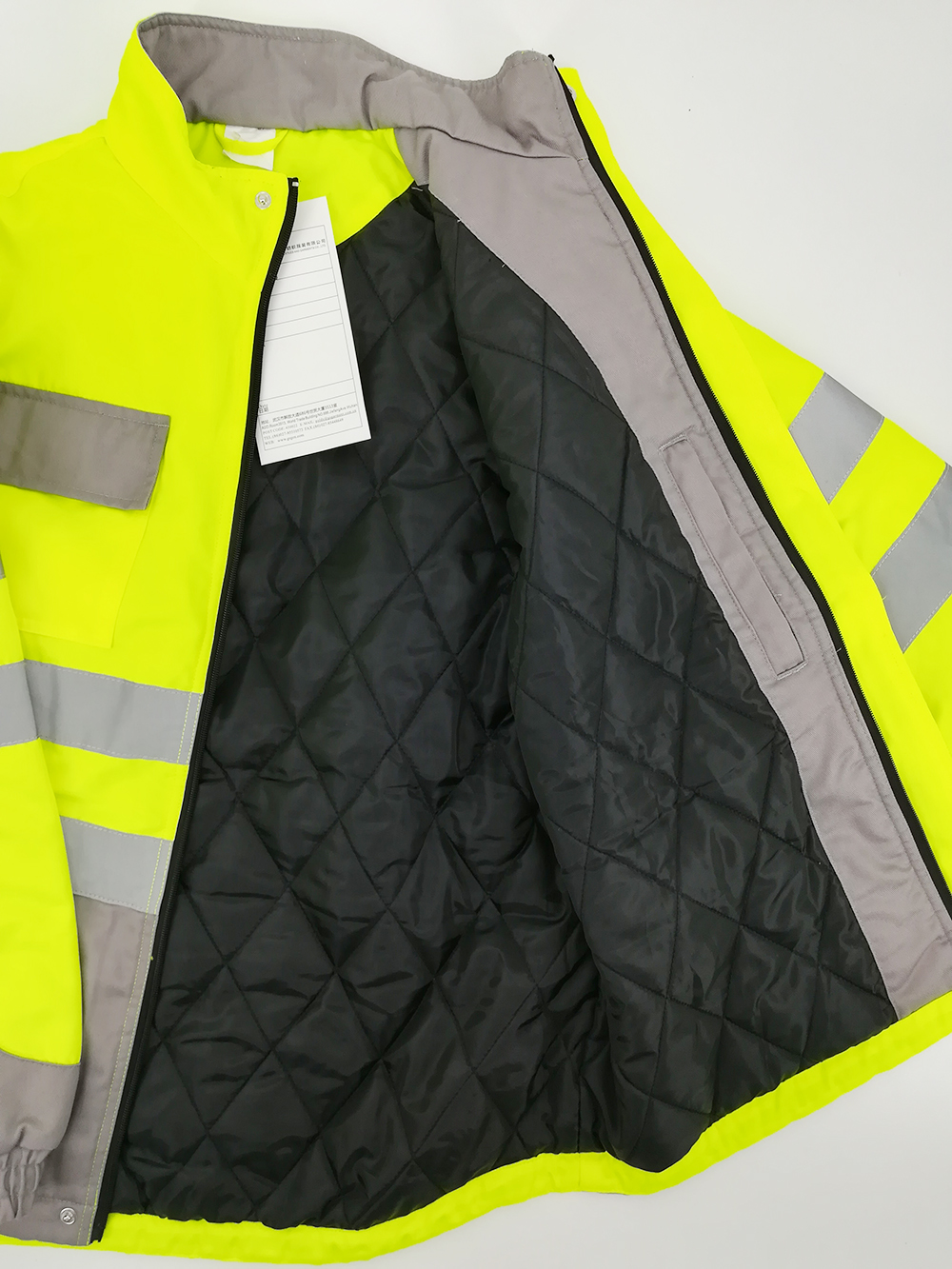 Workplace Safety Supplies Factoray On Sales Cheap Long Sleeves Twill Industry Workwear Construction Jackets Durable Service