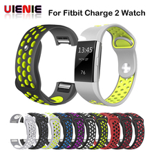 New Replacement Double Color Silicone Bracelet wrist band for Fitbit charge 2 Band Strap Wristband Watchband For CHARGE