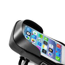 цены Phone Holder Universal Bike Motorcycle Mobile Support Stand Waterproof Bag for iphone X 8 S8 S9 GPS Bicycle Holder Handlebar Bag