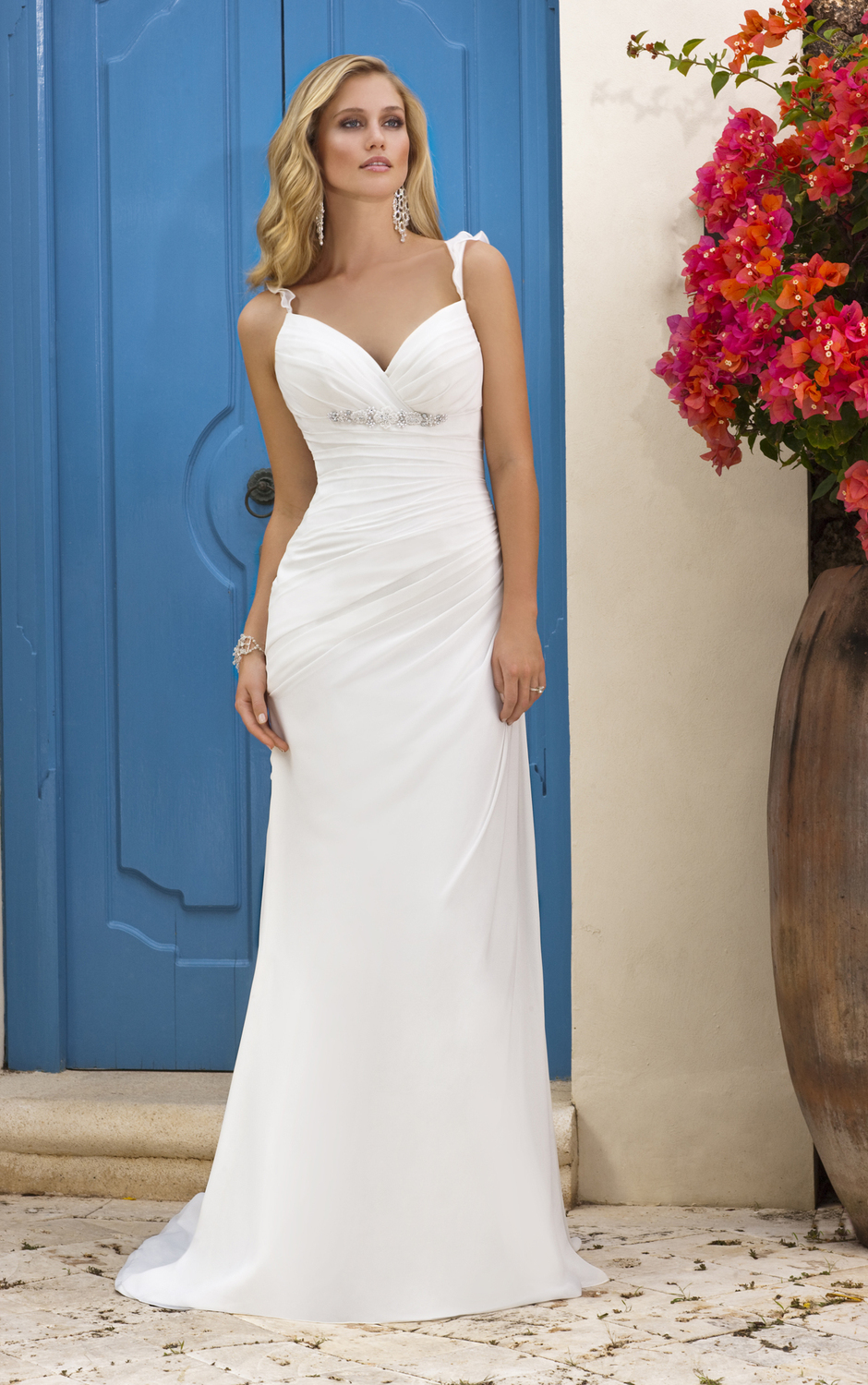 Amazing Vestidos De Novia Boda Civil Mold - All Wedding Dresses ...