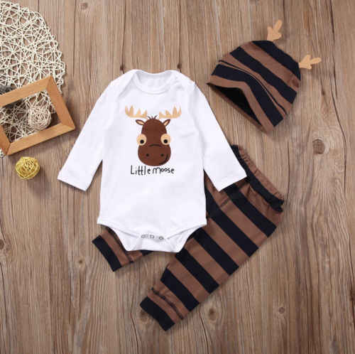 eccefb2c7 Detail Feedback Questions about 2018 Baby Boy Clothing Sets Xmas ...