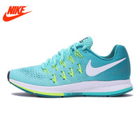 Original NIKE New Arrival Breathable AIR ZOOM PEGASUS 33 Women's Running Shoes Sneakers Outdoor Walking jogging