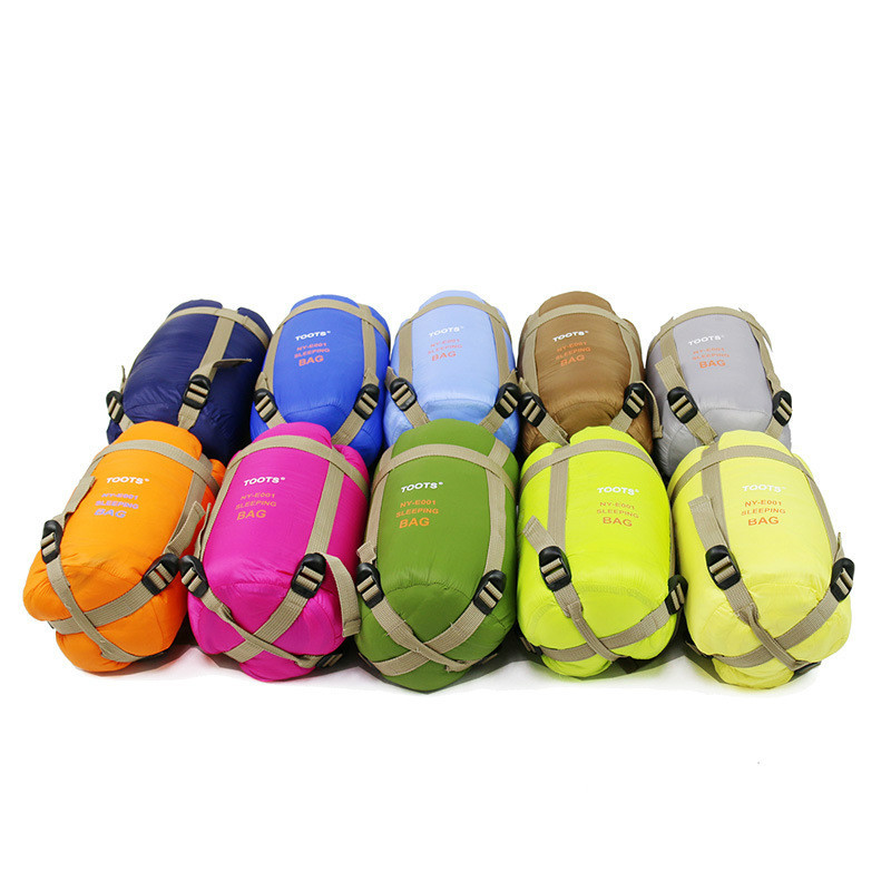 190*75 Mini Outdoor Ultralight Envelope Sleeping Lazy Bag Ultra-small Size Compression Bag For Camping Hiking Climbing все цены