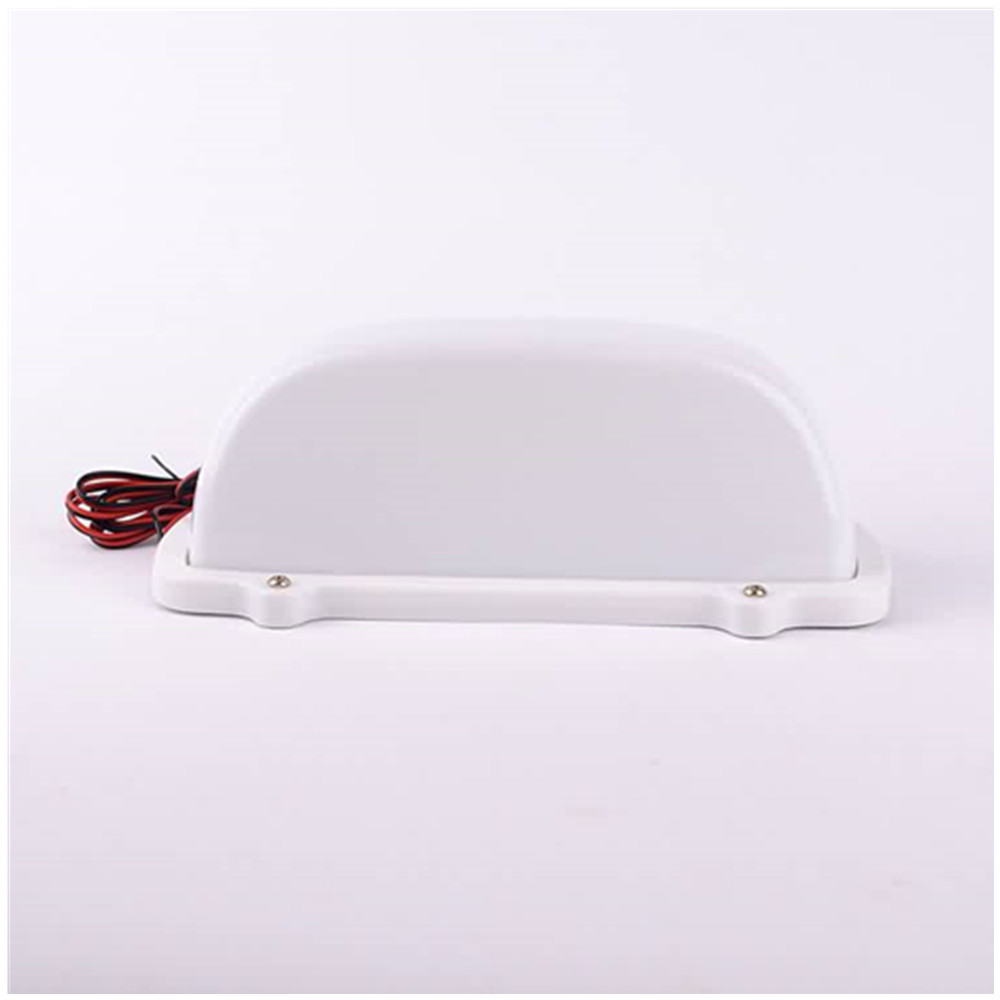 Waterproof Taxi Cab Top Lamp Magnetic Car Vehicle Indicator Lights with cord and plugWaterproof Taxi Top Light