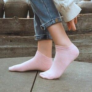 Image 3 - 10pair Cute 3D Candy colors Socks Unisex Women Men kids bamboo fiber Sock Female Fashion Casual Short Socks Art Socks  Low Ankle
