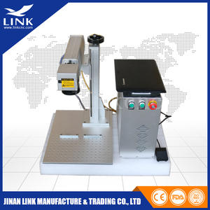 Marking-Machine Fiber Laser Plastic LINK Cloth/cable-Color 20w