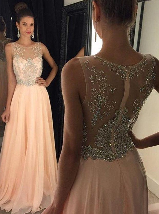 Online Buy Wholesale beautiful long prom dresses from China ...