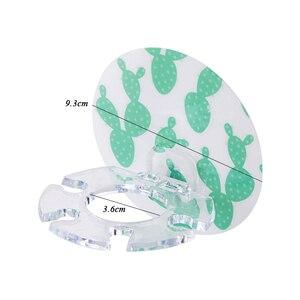 Image 5 - MeyJig 1PC プラスチック歯ブラシホルダー歯磨き粉収納ラックシェーバー歯ブラシディスペンサーバスルームオーガナイザーアクセサリーツール