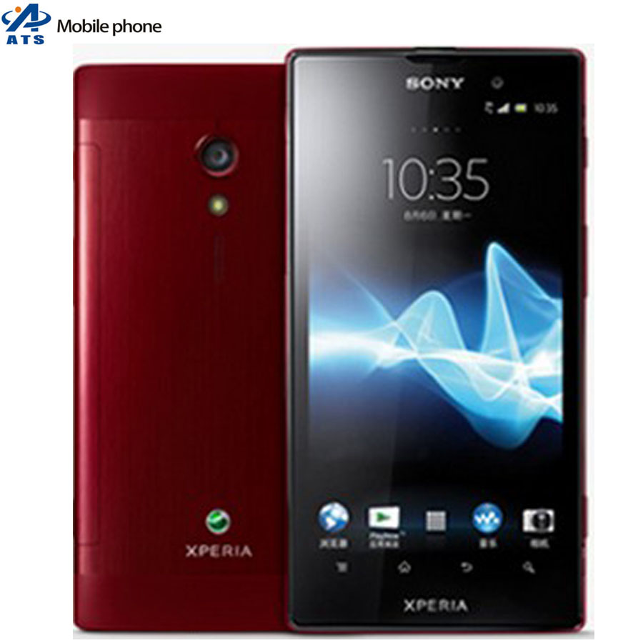 Camera Sony Xperia Dual Sim Android Phones high quality sony dual sim android phone promotion shop for original unlocked xperia ion lte lt28i mobile core 3g 4g gsm wifi gps 12mp lt28h cell free shipping