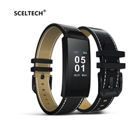 SCELTECH Y2 Sport Smart Band Wrist Bracelet Blood Pressure Heart Rate Monitor Waterproof Bluetooth Smartband For