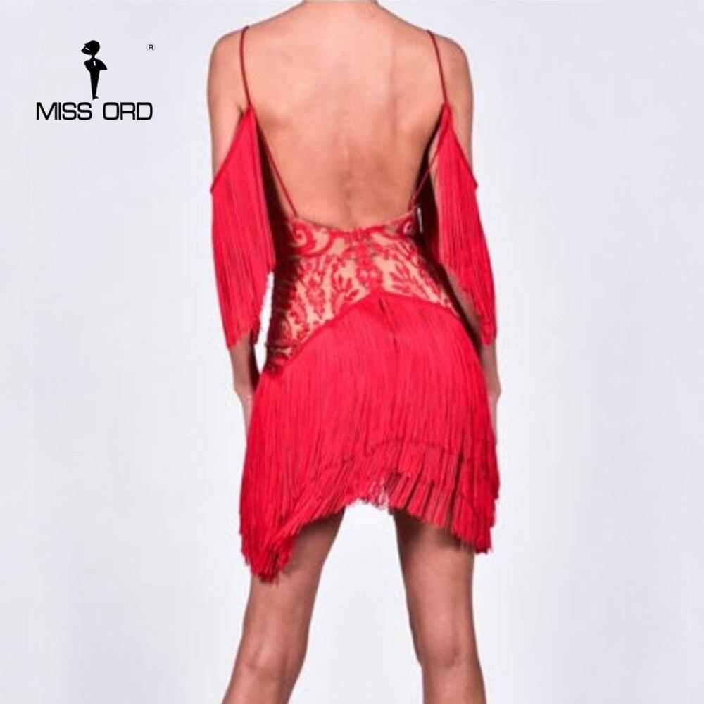 white V Black Dresses Neck red Summer Tassel Dress Color Beach Ft8405 Harness 2019 Shoulder Miss Mini Red Backless Ord Short Sexy Off BAA1tqw