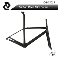 OG EVKIN Cheap Road Bike Frame Sports Bicycle Cycling Parts 3K Weave Matt Finish BSA PF30