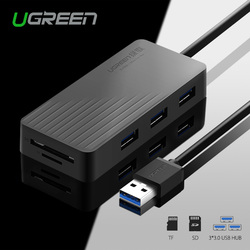 Ugreen all in one usb hub high speed 3 ports usb 3 0 hub with tf.jpg 250x250