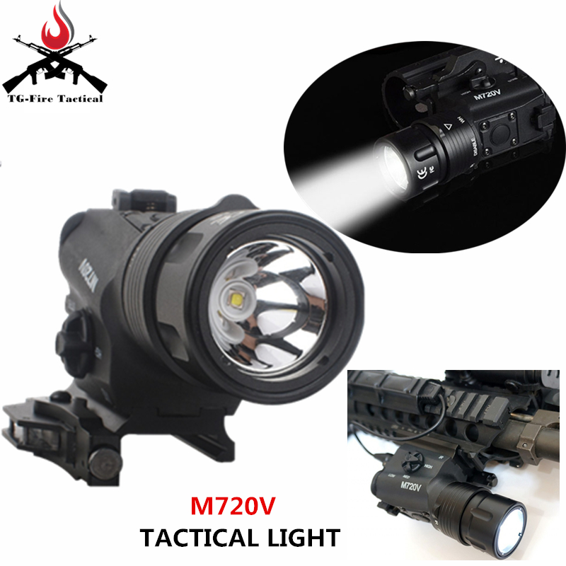 Element Airsoft Surefir M720V Tactical Weapon Light Hunting Softair Ir Lamp Airsoftsports Tactical Gun Surfire FlashlightElement Airsoft Surefir M720V Tactical Weapon Light Hunting Softair Ir Lamp Airsoftsports Tactical Gun Surfire Flashlight