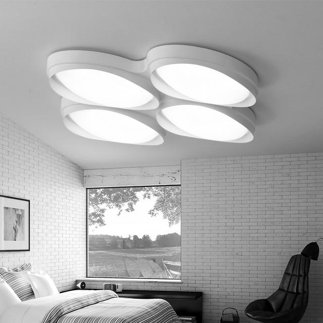 ferro led moderne luci a soffitto lampade per camera da letto sala ... - Lampadari A Soffitto Per Camera Da Letto
