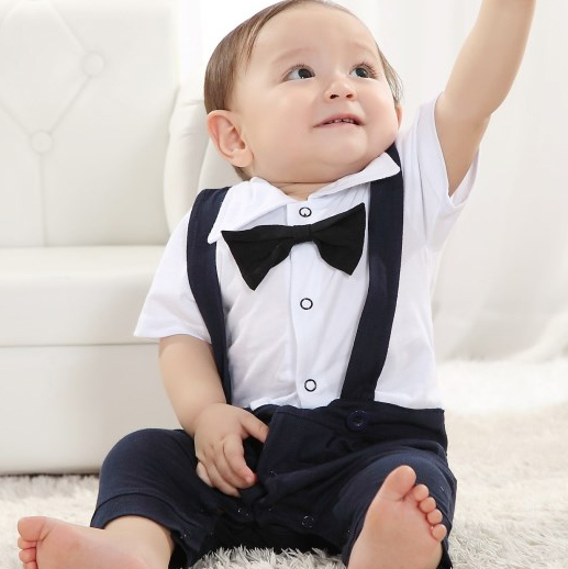 Newborn Clothes Baby Boy Summer 0 3 Months Old Children S Clothing