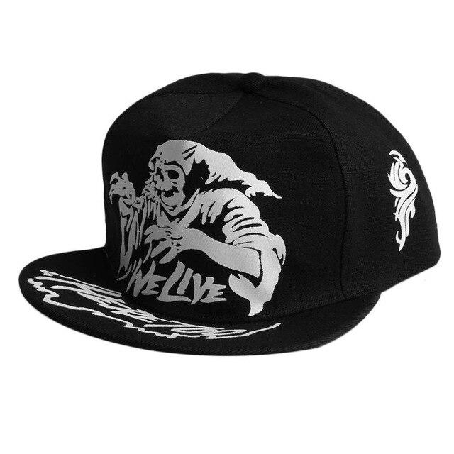 776a372228d22 Nueva Punk Street estilo fluorescencia al aire libre danza gorra de béisbol  mujer hombre Hip Hop
