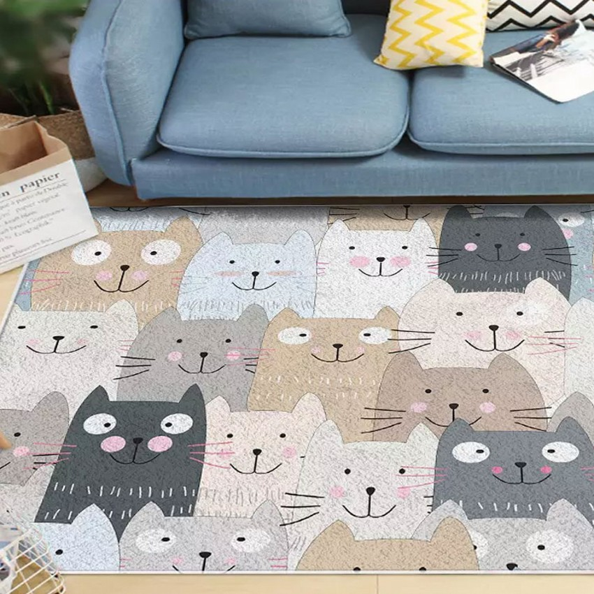 popular cute kitty rug for children room ,big size living room carpet, rectangle tatami ground mat , decoration floor matpopular cute kitty rug for children room ,big size living room carpet, rectangle tatami ground mat , decoration floor mat