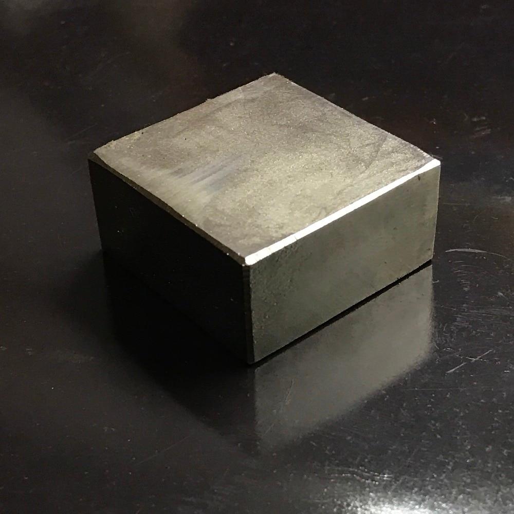 N52 1 stücke Block 40x40x20mm Super Starke Seltenen Erde Neodym Magnet