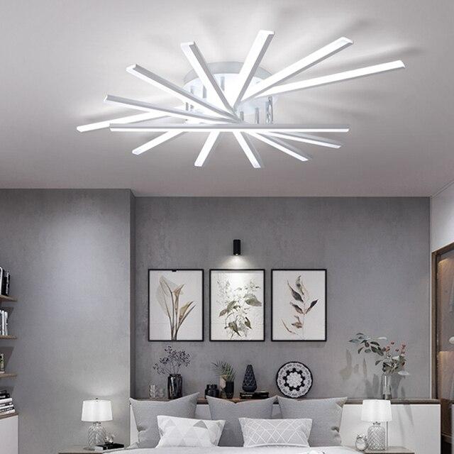 High-end led ceiling lights Modern led ceiling lamps for living room lights bed room Indoor Lighting lamparas de techo fixtures