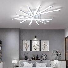 الراقية led أضواء السقف مصابيح سقف ليد حديث لغرفة المعيشة أضواء غرفة نوم إضاءة داخلية lamvillage دي تيكو تركيبات