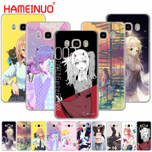 HAMEINUO THE font b Anime b font girl 02 cover phone case for Samsung Galaxy J1