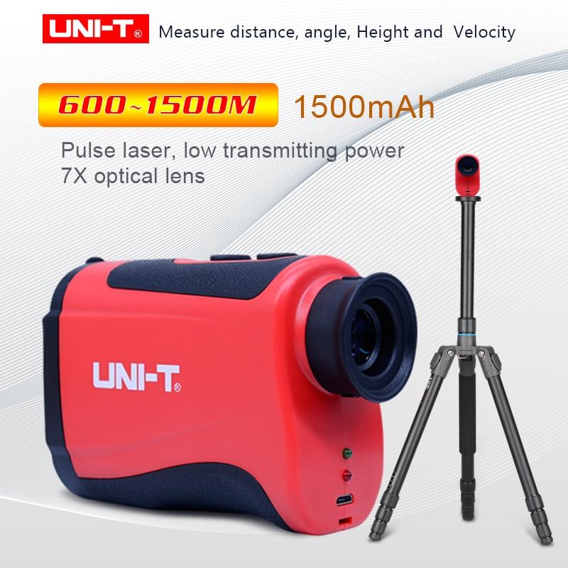UNI-T Golf Laser Rangefinder 7x Telescope Laser Distance Meter 600m/800m/1000m/1200m/1500m Portable Range FinderUNI-T Golf Laser Rangefinder 7x Telescope Laser Distance Meter 600m/800m/1000m/1200m/1500m Portable Range Finder