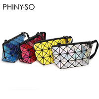 3 6 Mini BaoBao Bags Women Crossbody Bag Evening Bags Shoulder Laser Geometry Package Sequins Mirror
