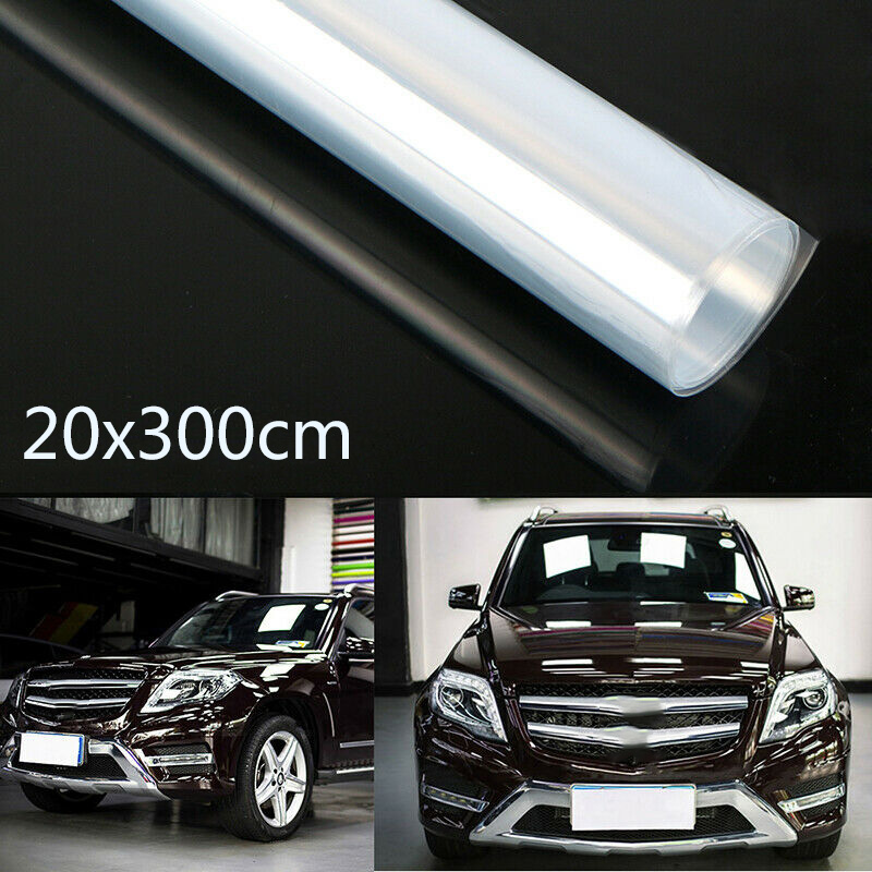 1pc 300CM 20CM Clear Durable Car Auto Protective Film Auto Repair Abrasion Resistance Vinyl Door Edge Paint Protection in Car Stickers from Automobiles Motorcycles