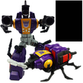 Deformation toys classic legend series Machine insect bomb