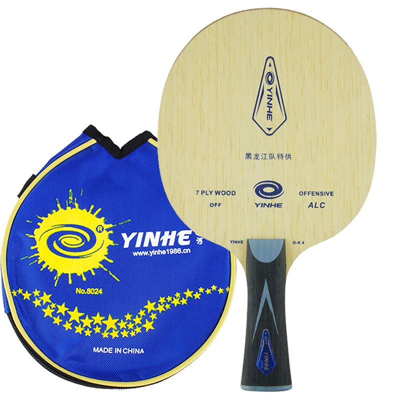 Original Yinhe Galaxy DK 4 ALC DM6 7W Provincial Carbon Table Tennis Blade Ping Pong Bat