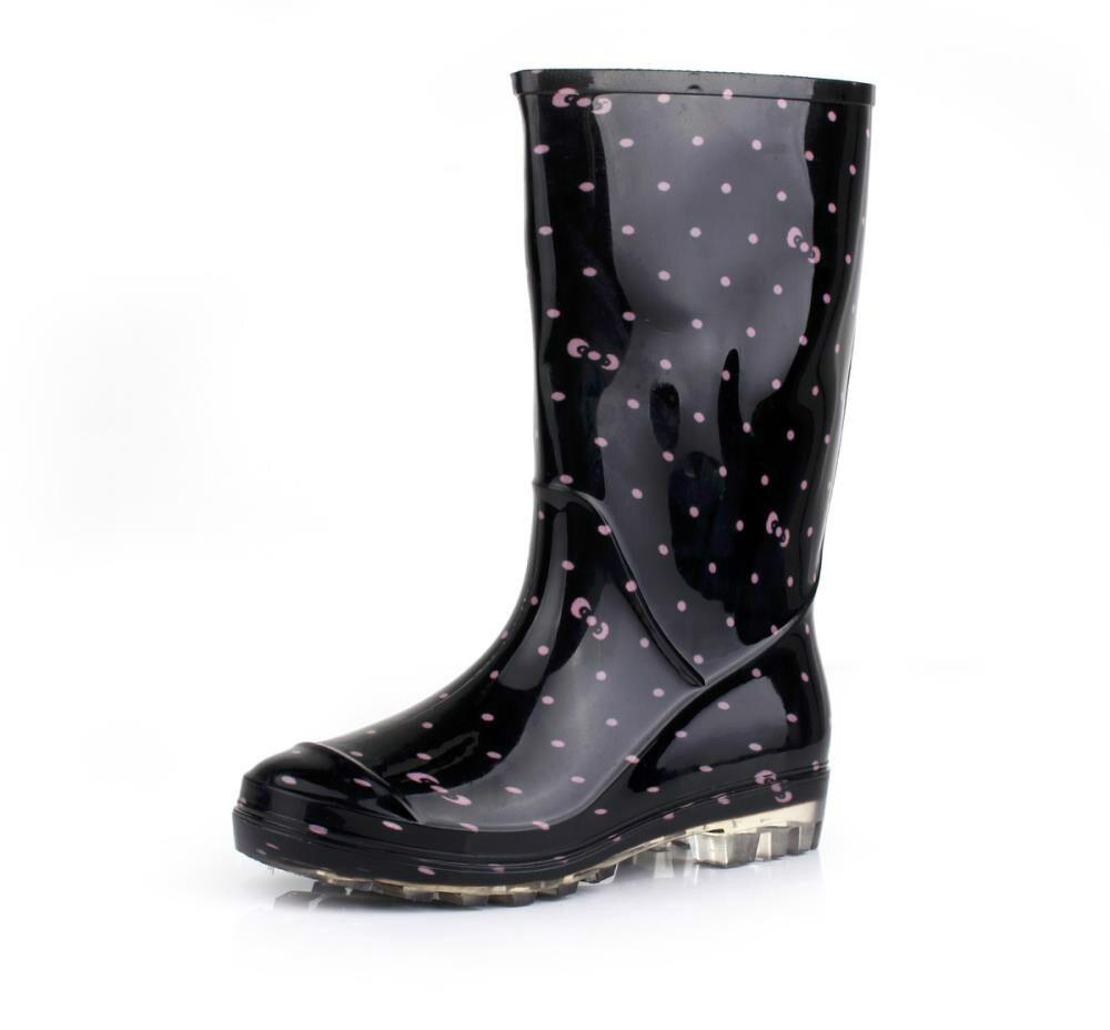 ②New Arrieved Women ᗑ Rain Rain Boots Rainboots High Water ...
