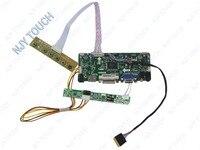 Ltn154bt08 용 hdmi dvi vga lcd 컨트롤러 보드 키트 N154C6-L06 1440x900 led 스크린