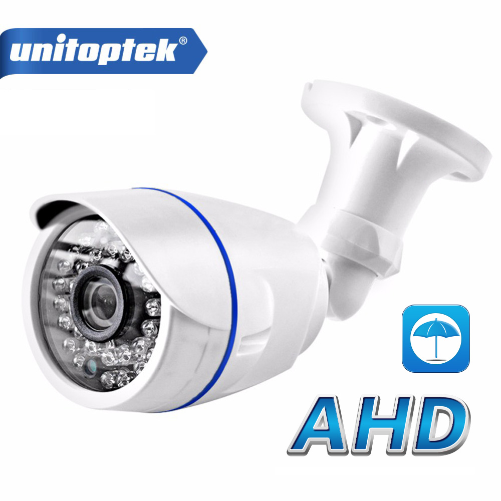 CCTV Camera CMOS 1.0MP 720P AHD Camera Outdoor Waterproof IP66 IR Cut Filter Night Vision Bullet Security Camera For AHD DVR donphia 720p ahd cctv camera outdoor 1mp h42 cmos sensor waterproof ir night vision work with ahd dvr surveillance security