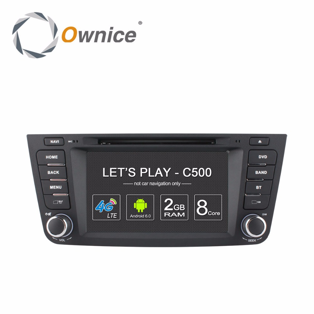 Ownice Android Head Unit dvd Radio Audio Stereo DVD gps navigation system font b Multimedia b