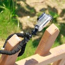 A9 Para Hot Soporte Universal Flexible Del Pulpo Trípode de Montaje de Mano Mini Grip Holder para La Cámara Gopro Hero 5