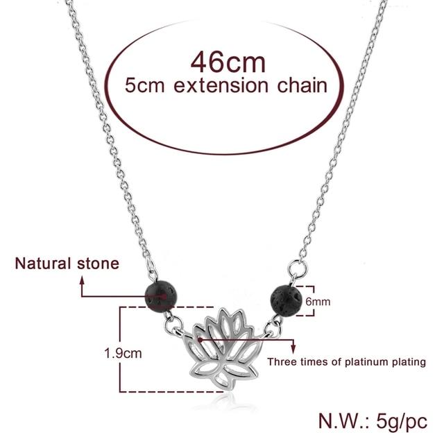 Фото toucheart женские ювелирные изделия лава черные камни на заказ