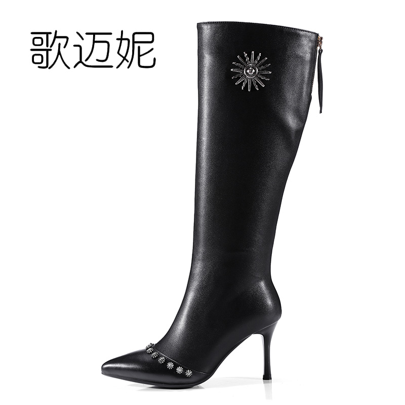 knee high boots women winter boots botas botines mujer 2017 womens boots botte bottine femme high heels leather boots bottes chiller cw 3000 cw 5200 water pump voltage 24v dc power 30w flow rate 8 5l min head 8 meter
