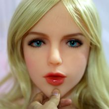 NEW Top quality sex dolls head for japanese silicone doll, lifelike sex toys, oral lifelike doll sex products