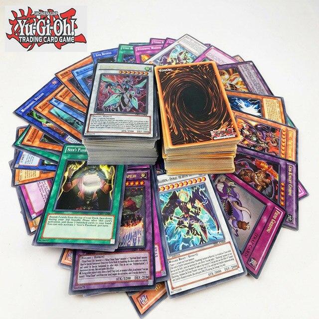 108 шт./компл. аниме Япония Yu-Gi-Oh! Игра карты коробка игра юджиох карты yu-gi-ой коллекция карт ради интереса с Японией legendarytoys