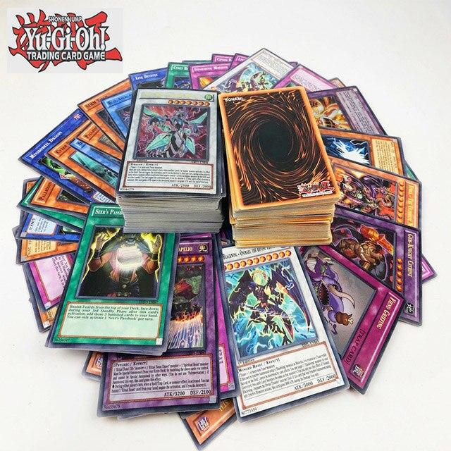 108 pçs/set Anime Japão Cartões de Jogo Jogo de Cartas Yugioh Caixa Yu Yu Gi Oh-Oh-Coleção de Cartões Para Se Divertir Com o Japão LegendaryToys