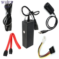 Auto Car Styling Car Styling New USB 2 0 To IDE SATA S ATA 2 5