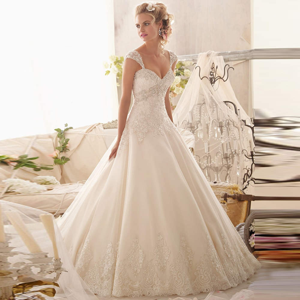 Popular rhinestone country buy cheap rhinestone country for Country western wedding dresses
