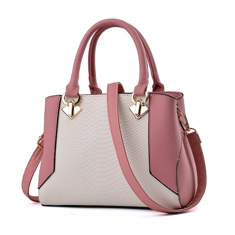 Nevenka Women Handbag PU Leather Bag Zipper Crossbody Bags Lady Bag High Quality Original Design Handbags Top-Handle Bags Tote09